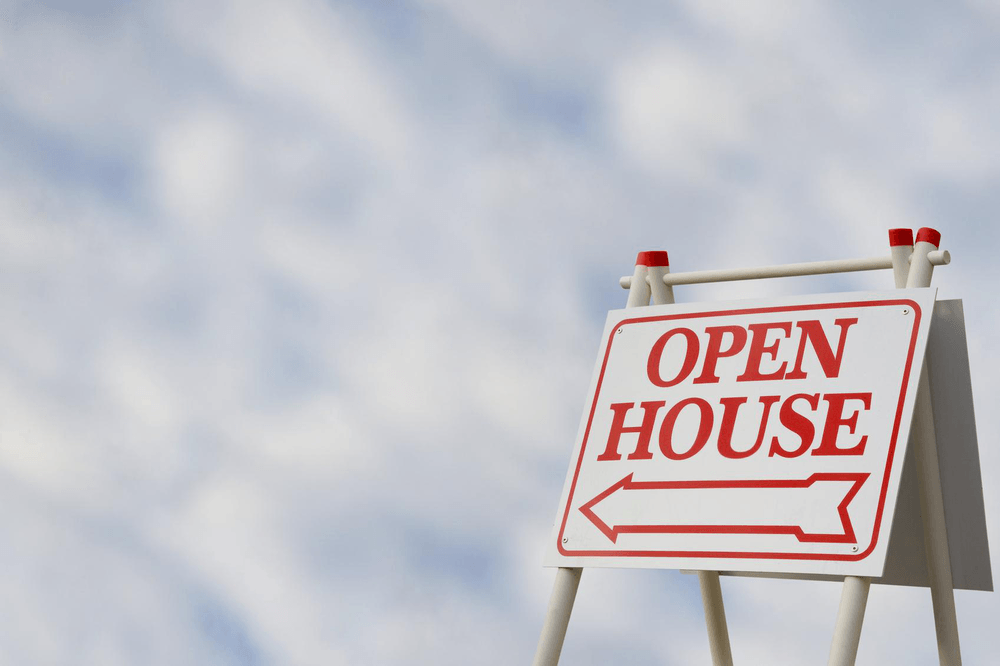 4 Tips for a Successful Open House