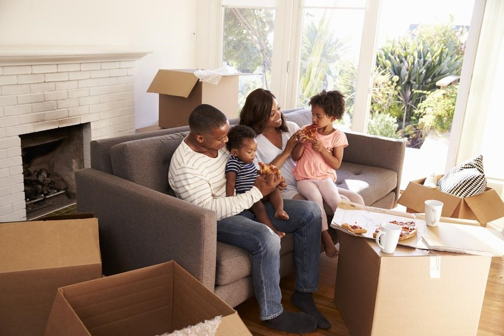 How to Help Your Kids Get Adjusted to a New Home and Neighborhood