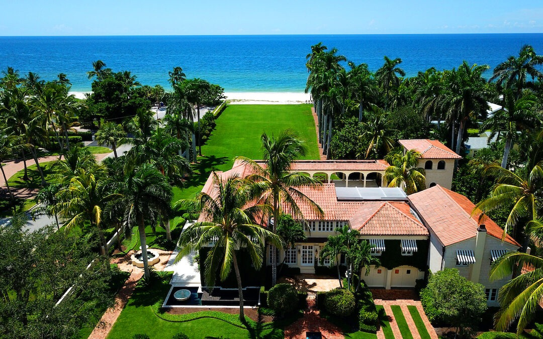DANTE DISABATO SELLS 670 GULF SHORE BOULEVARD SOUTH FOR $22.5 MILLION